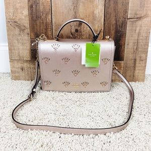 NWT Kate Spade Patterson Drive Embellished Purse